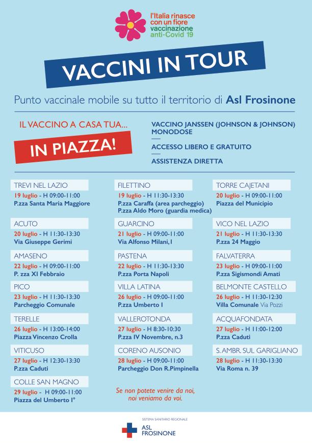 vacciniintour